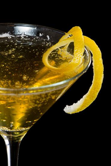 Cider French 75