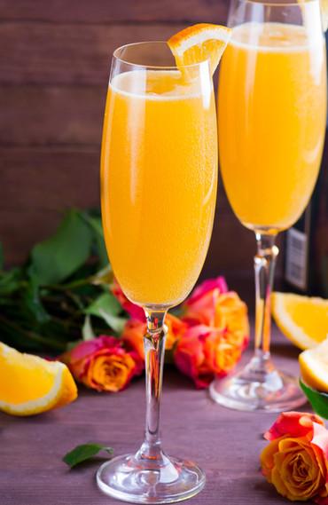 Cider Mimosa