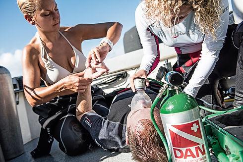 Rescue DIver Cours plongeru secourisme.j