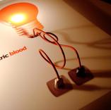 Electric blood.