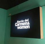Barrio del Carmen & Women.