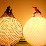 Spiderman family.