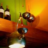 Fuente de vino.