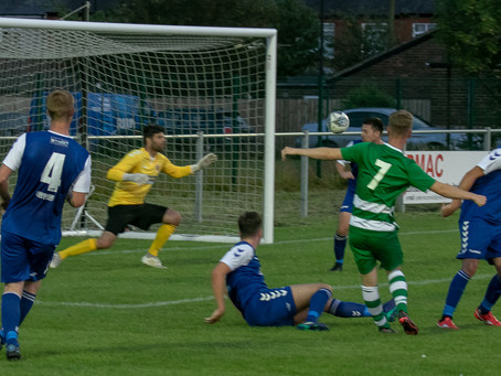 Match Report: West Allotment 3-5 Thornaby (03/08/21)