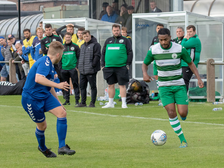 Action From Jarrow game