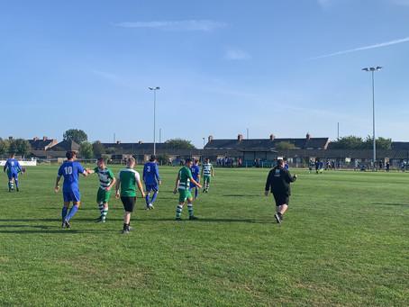 Match Report: West Allotment Celtic 3-3 Ashington