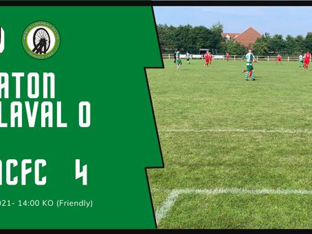 Match Report: Seaton Delaval 0-4 West Allotment Celtic