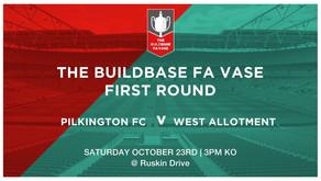 Preview | Pilkington vs West Allotment Celtic - FA Vase First Round