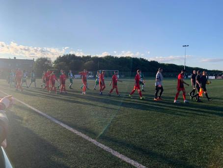 Match Report: Consett AFC 5-0 West Allotment Celtic (10/08/21)