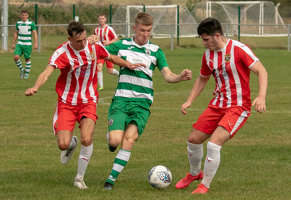 Match Report: Clinical Ryhope too much for Allotment