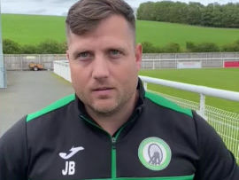 Jay Reflects on FA Cup win and Baxter scores the third