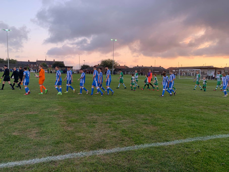 Match Report: West Allotment Celtic 1-1 Whitley Bay
