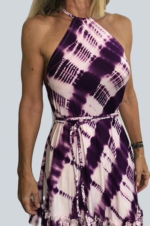 Joy Halter mini dress