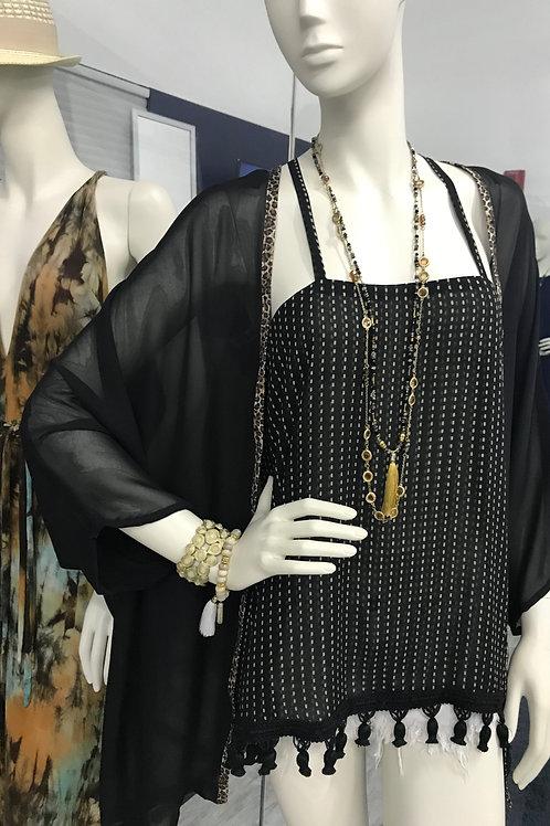 Sarah kimono set