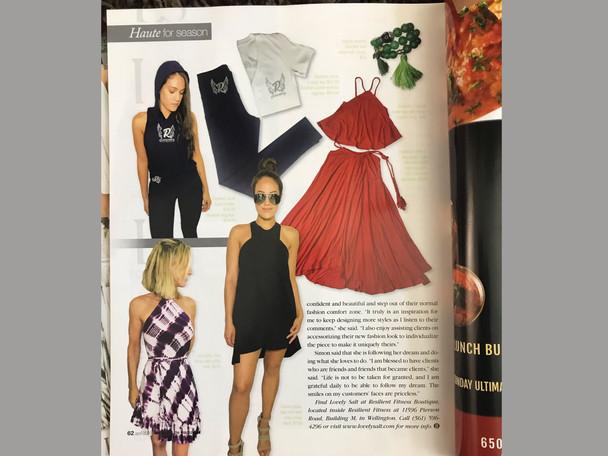 Wellington Magazine, April 2020