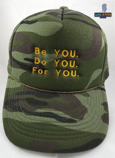 YOU- Trucker Cap/Hat