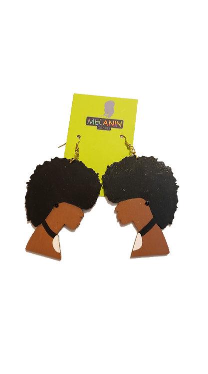 Confident Women Earrings