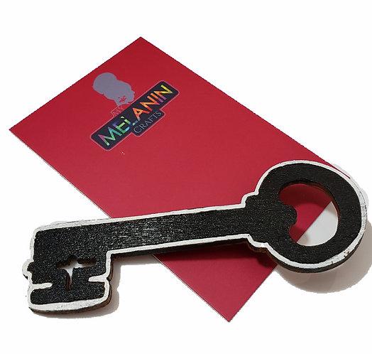 Keys to Success Brooch Pins