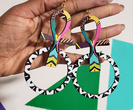 Ramonda Earrings