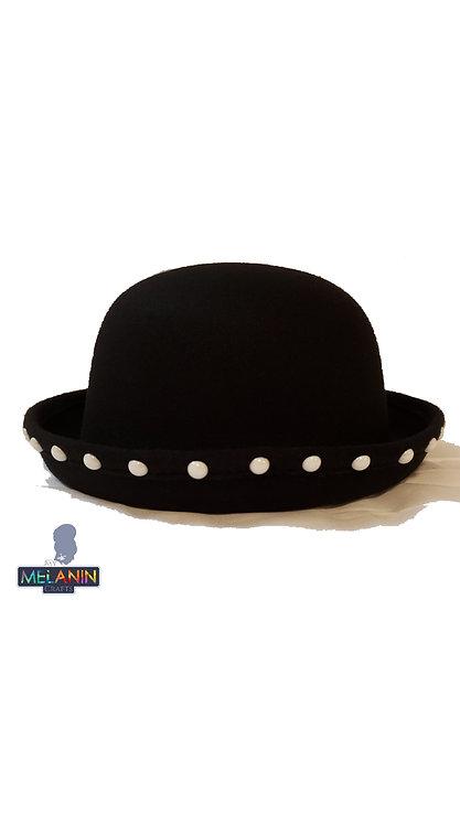 Janelle Monae Fedora Hat