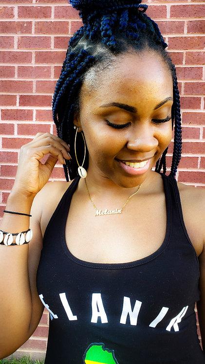 Drop Shell Gorgeous Earrings