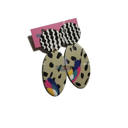 Modern Twist II Earrings