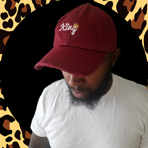 King - Trucker Cap/Hat