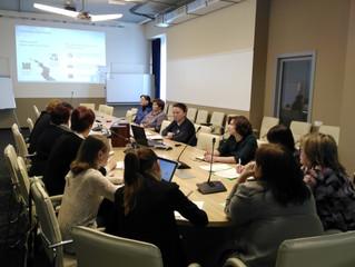 В Томской области обсудили первую версию Стандарта доказательности социальных практик