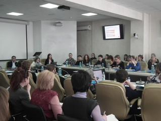 Итоги III Межрегионального семинара «Проблемы социальной работы с несовершеннолетними, находящимися