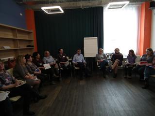 В Томске прошел семинар-тренинг по семейным групповым конференциям