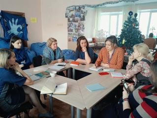 Прошло заседание проблемно-творческой группы педагогов-психологов г. Томска