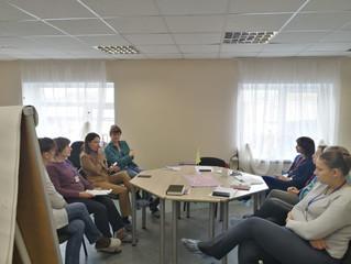 Тренинг по технологии проведения Круга сообщества