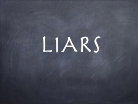 How To Deal With Liars