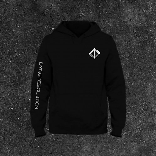 Dying Desolation Pullover Hoodie