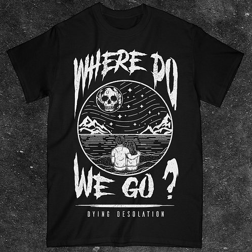 Doomsday T-Shirt (Black)