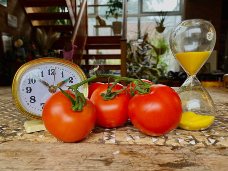 What do tomatoes have to do with productivity?