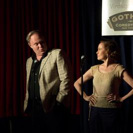 Mitch Allen and Christine Reisner