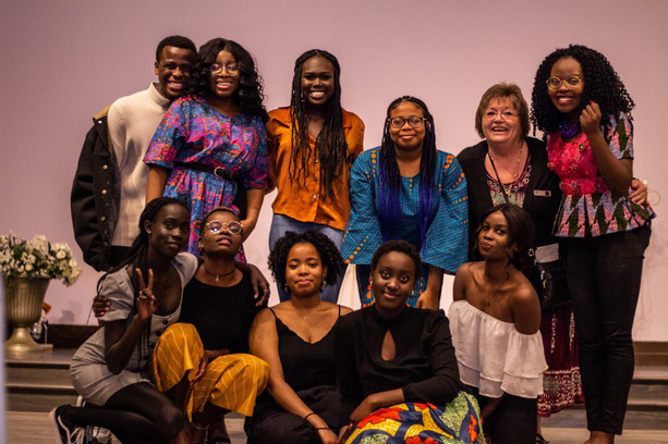 Melanin Roots Project Team