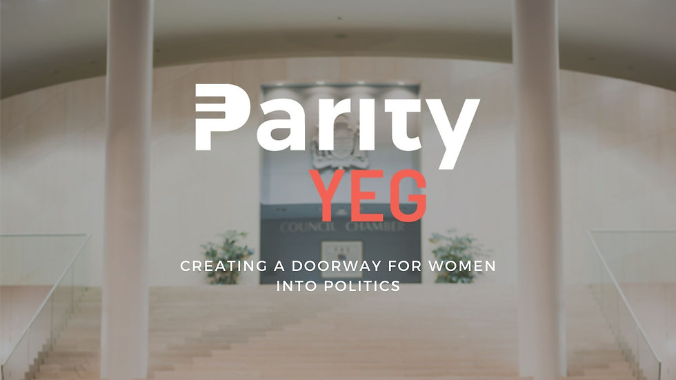 Creating a doorway for women into politi