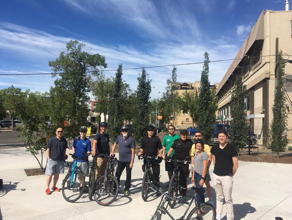 Downtown Bike Tour