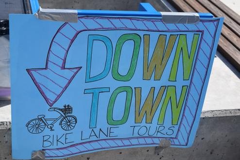 Downtown Bike Lane Tours