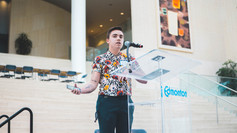 Grayson Thate Youth Poet Laureate