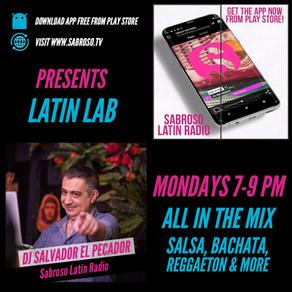 DJ Salvador El Pecador presents Latin Lab