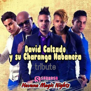 David Calzado y su Charanga Habenera tribute at 'havana magic nights'