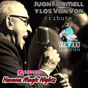 Juan Formell y Los Van Van tribute!