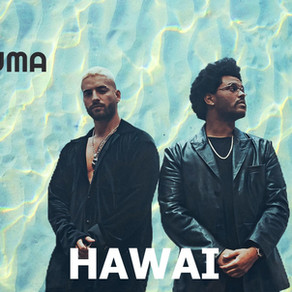 Maluma & The Weeknd - Hawái Remix (Official Video)