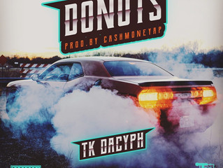 Tk DaCyph - Donuts