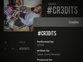 Lyricast - #CR3DITS
