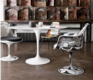Chaise et Fauteuil Saarinen