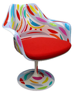 Saarinen Armchair by Schiepan